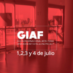 Gijón Internacional Arte Feria (GIAF) del 1 al 4 de julio 2016