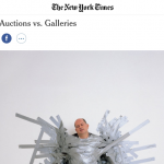 Paridad de precios en el arte contemporáneo entre galerías y subastas: una tendencia a medio plazo