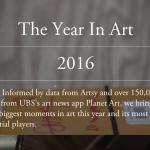 Tendencias 2017: presente y futuro del mercado del arte