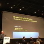 Talking Galleries analizó la relación entre galerías y casas de subastas