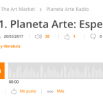 Presentando Planeta Arte Radio: el podcast de The Art Market-Agency