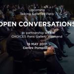 Talking Galleries se hace global: París, Dubai….