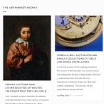 Novedades en The Art Market:  blog en inglés, Planeta Arte y noticias en Uruguay