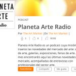 5 podcast de Planeta Arte