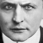 Houdini. Las leyes del asombro.