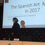 El mercado español del arte 2016: la «doctora» Clare McAndrew chequea el mercado nacional