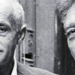 Los hermanos Giacometti, Alberto y Diego