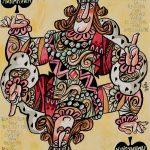Colección particular de dibujos y viñetas de Julio Cebrián
