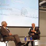 Norman Foster. Futuros comunes en la Fundación Telefónica