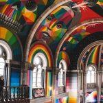 5 Instagrams de street art