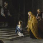 Murillo a subasta: La Presentación de la Virgen
