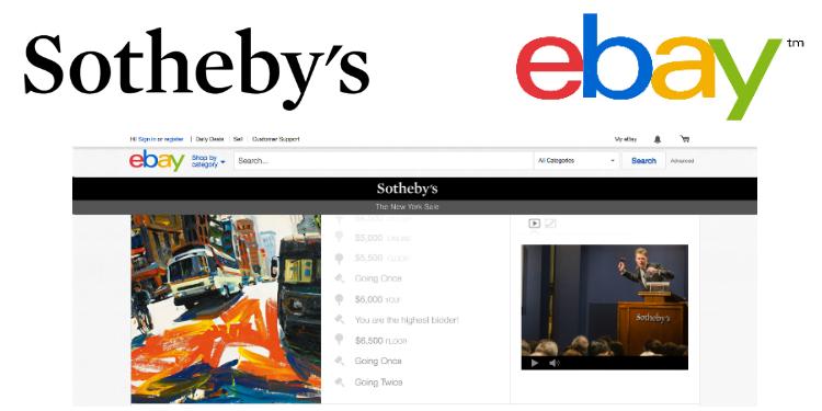Dot Com Companies That Are Changing The Art World Part 1 The Art Market Hub Del Mundo Del Arte