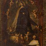 Virgen con San Antonio, de Isbilya Subastas, adquirida por el Prado