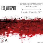 21 artistas emergentes y una subasta de arte contemporáneo