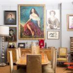 La colección de Paquita Rico, a subasta en Isbilya junto al fantástico Murillo