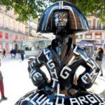 Las Meninas ocupan Madrid