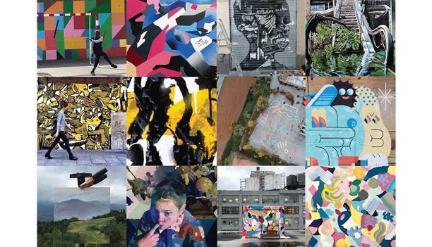 Deux 6 presenta Rue Barcelona: un recorrido por 30 años de historia del arte urbano español - The Art Market. Arte online, ventas globales.