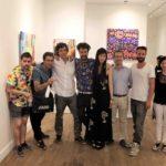 El arte urbano triunfa en París: Rue Barcelona es todo un éxito