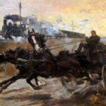 Ulpiano Checa: el pintor que idolatró el cine