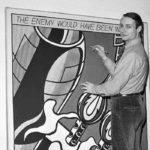 Roy Lichtenstein, posters y la Fundación Canal