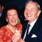 Hitos y mitos del mercado: David y Peggy Rockefeller