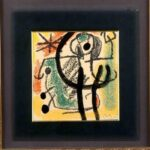 Joan Miró y Baltasar Lobo en Subastas Galileo