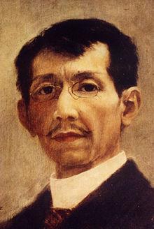 Artista filipino Félix Resurrección
