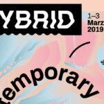 Hybrid Art Fair: 3 días de arte de vanguardia, performance, música y mucho más