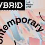 Cita con el arte emergente más pujante a nivel mundial: Hybrid Art Fair 2019 anuncia los 35 expositores participantes en su tercera edición