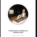 Avances Arte y Mercado (04/3/2019): Ventas Arco y subastas Impresionismo