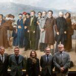 Una pintura para una nación: El fusilamiento de Torrijos