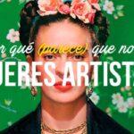 Las mujeres a la palestra en el mundo del arte