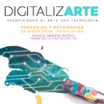Apúntate ya al evento Digitalizarte: Redefiniendo el mercado del arte con tecnología