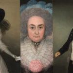 Tres Goyas inéditos en el Bellas Artes de Bilbao