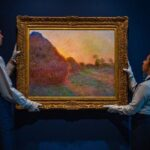New record for Monet: 97 million dollars at Sotheby's