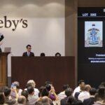 Sotheby's se privatiza en las manos de un billonario francés