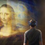 La Gioconda en VR en el Louvre