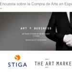 Encuesta Compra de Arte En España  (1). Gasto anual y cuota mercado
