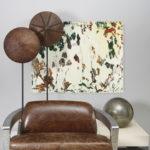 Completa Licitación de Pintura y Artes Decorativas en Sala Retiro