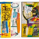 Las subastas de Frieze London 19: King Basquiat