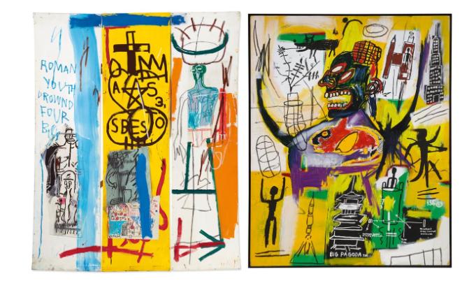 Basquiat Frieze