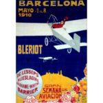 El mundo en movimiento: Subasta de carteles originales sobre medios de transporte