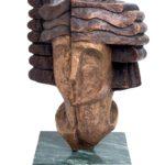 Obras de Antonio López y Jorge Oteiza en la sección de Escultura de Durán Subastas