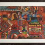 Arte y artistas mexicanos del siglo XX: Subasta de Pintura y Obra gráfica