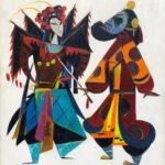 Avances Arte & Mercado: Se vende una obra de Lin Fengmian por 700.000€ en Valencia por Darley Subastas