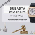 Joyas, relojes y una pintura de Cusachs lo más destacado en Sala Moyua