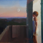 Frescura e introspección: exposición de Alejandra Caballero en la Galería Jorge Alcolea