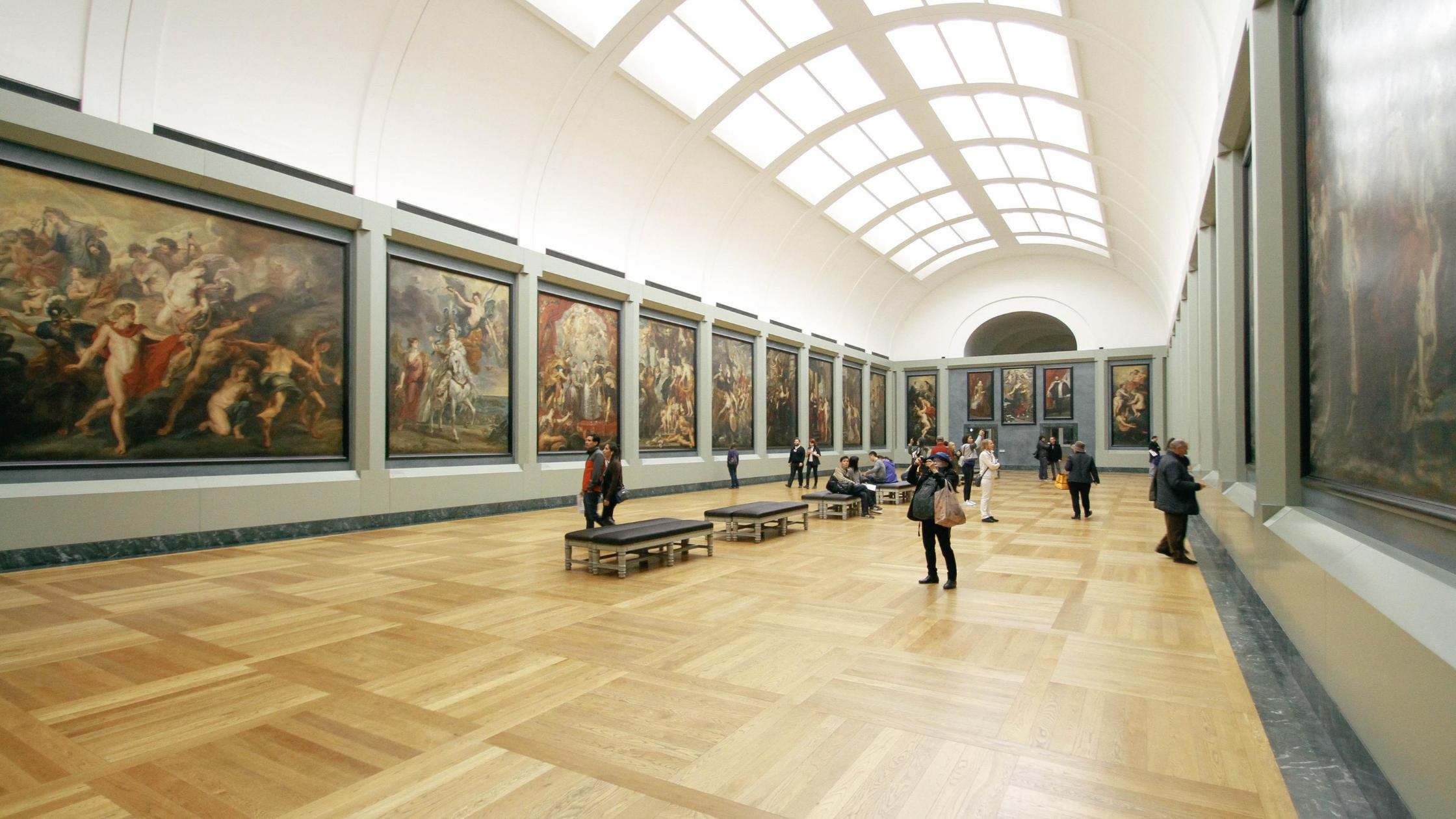 Hub del Mundo del Arte