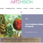 Artemision, filosofía y arte en formato blog